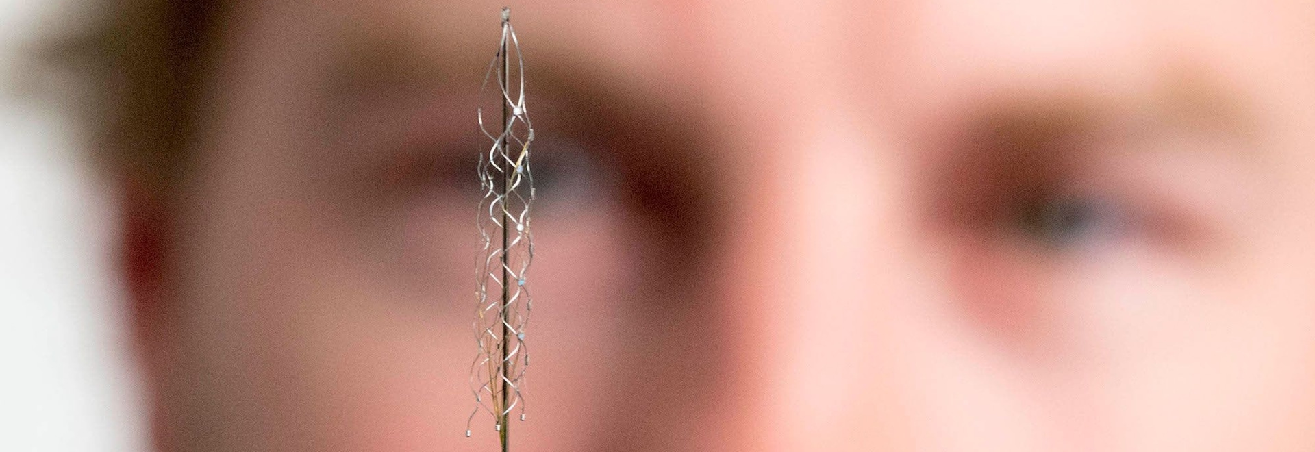 La interfaz cerebro-computadora mínimamente invasiva de Stentrode se pone a prueba