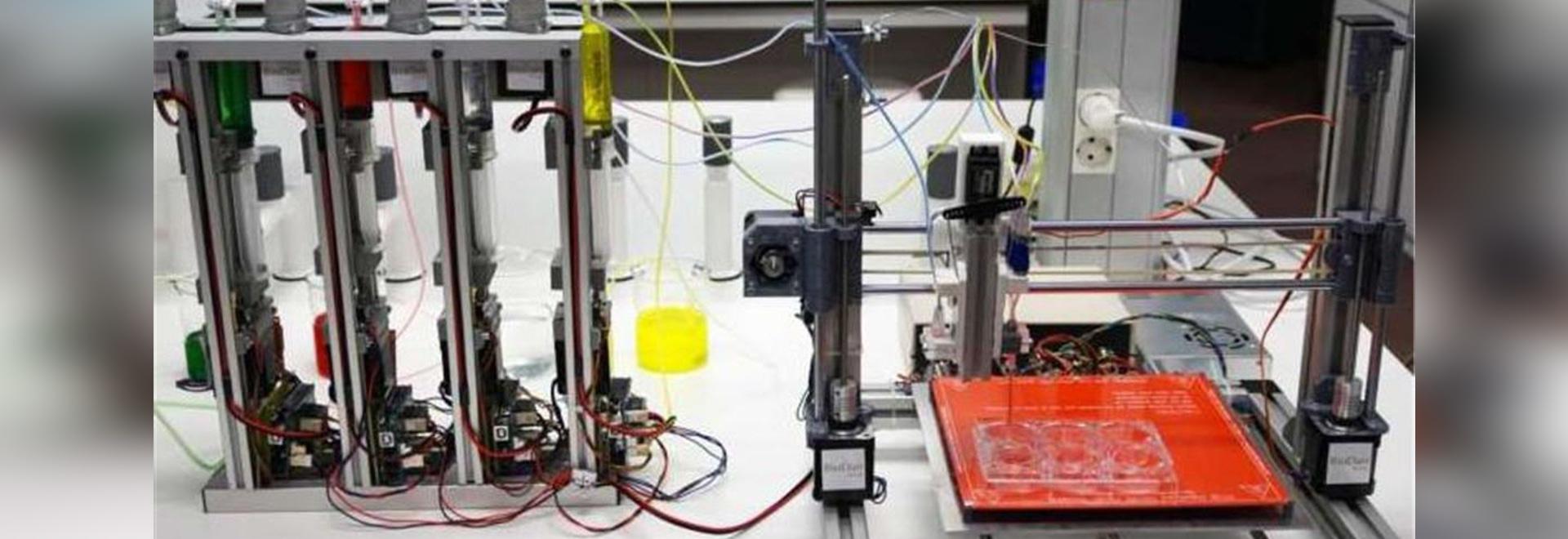 Los investigadores construyen el prototipo de 3D Bioprinter para crear la piel humana funcional: ¿Cuál es 3D Bioprinting?