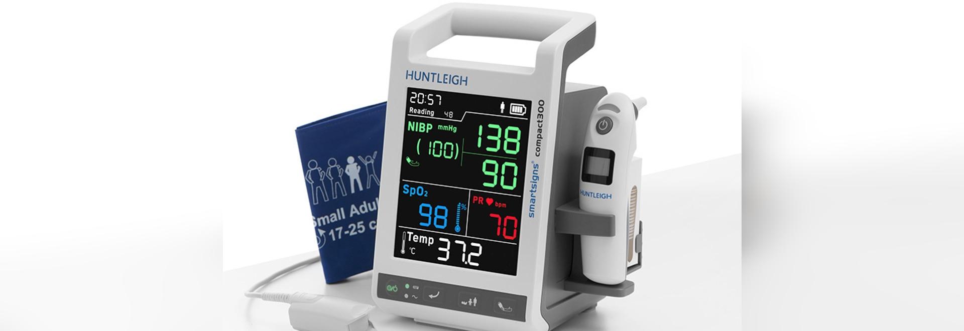 Monitor del control de punto de Smartsigns SC300