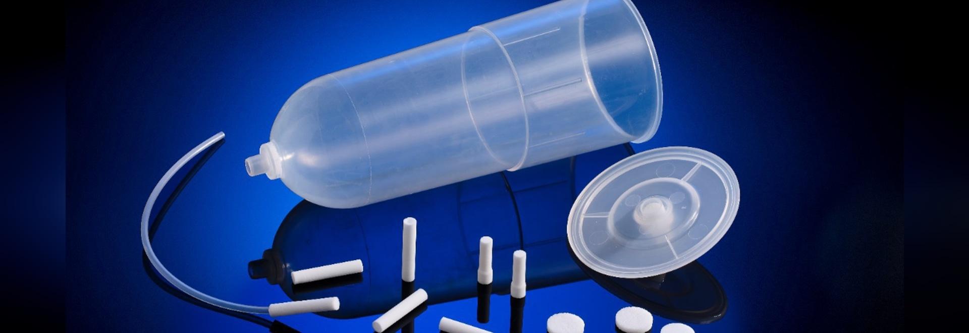 La nueva generación de plástico poroso para aplicaciones en el cuidado de la salud