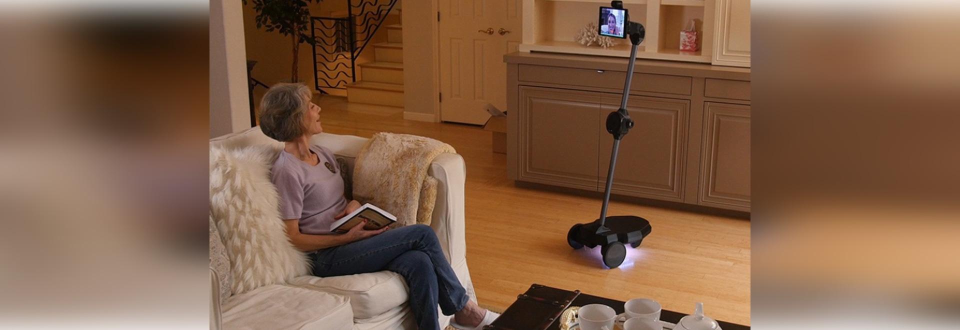 OhmniLabs utiliza los robots para hacer Telepresence una realidad: Entrevista con el CEO Thuc Vu