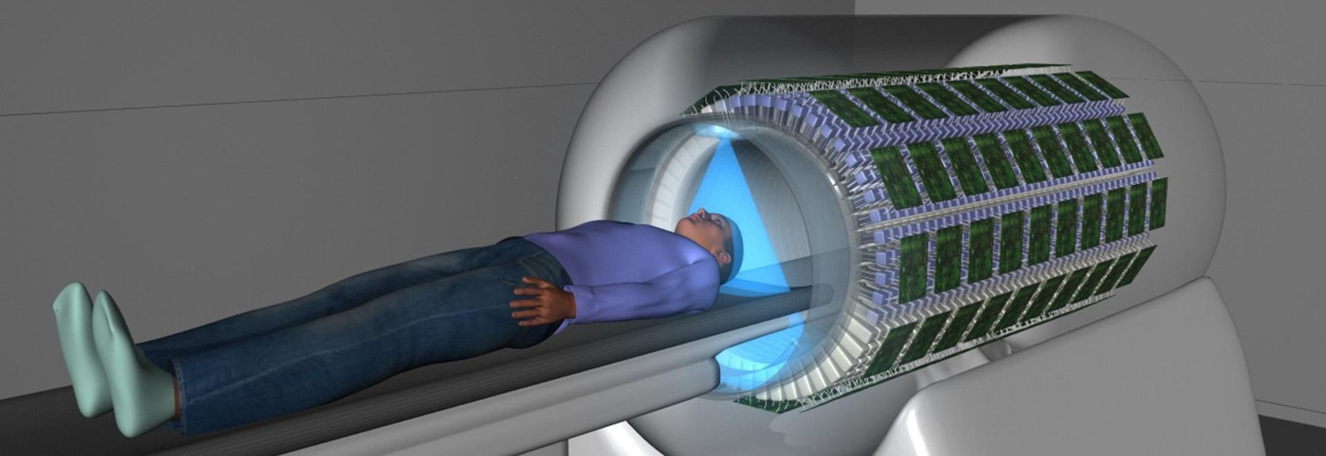 el primer escáner del lleno-cuerpo del mundo genera 3D increíble rinde de la anatomía humana