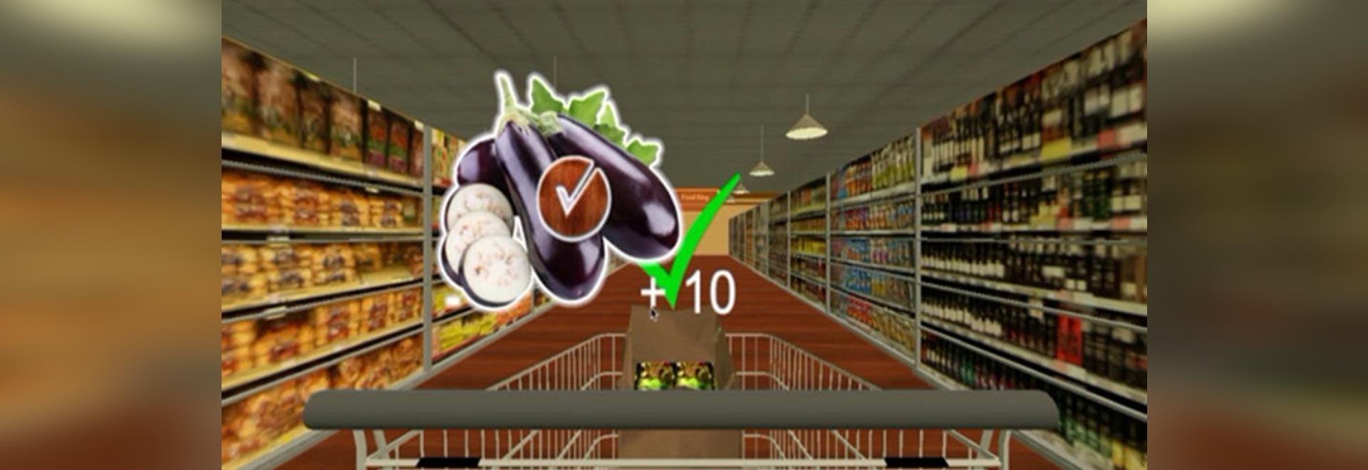 Se muestra un videojuego para ayudar a reducir la ingesta de azúcar y la caída de peso en personas con dientes dulces