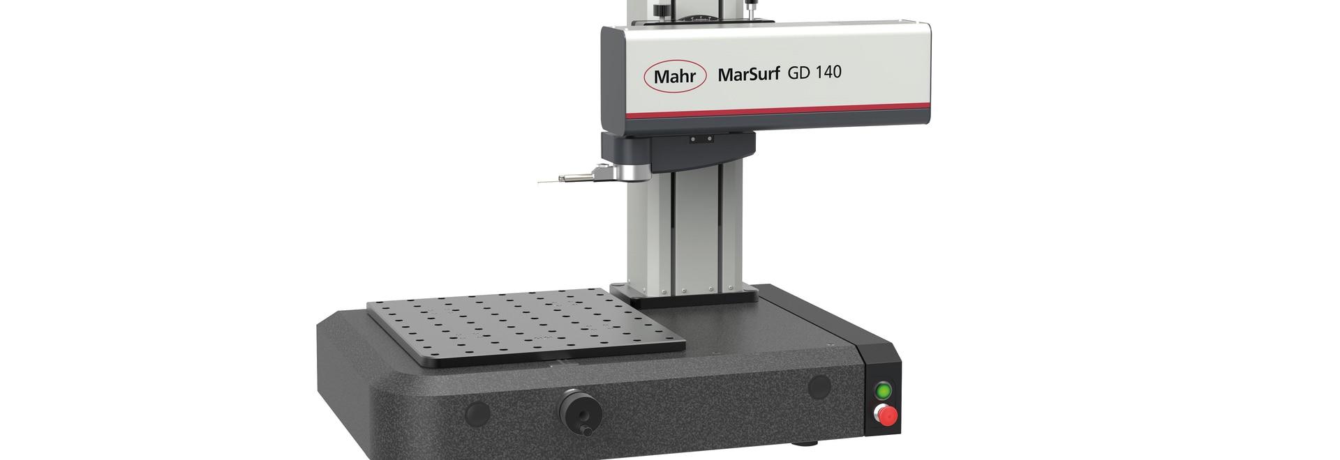 Serie MarSurf GD de Mahr para la medición de rugosidad