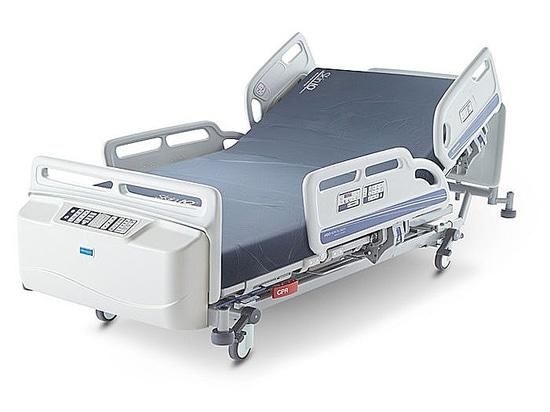 ArjoHuntleigh introduce un nuevo sistema integrado de la cama y del colchón para los altos pacientes de la dependencia
