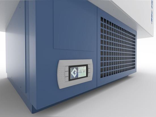 Congelador ultrabajo de la temperatura del pecho