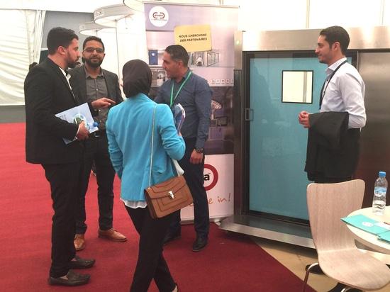 Grupsa en Medical Expo 2017 en Casablanca