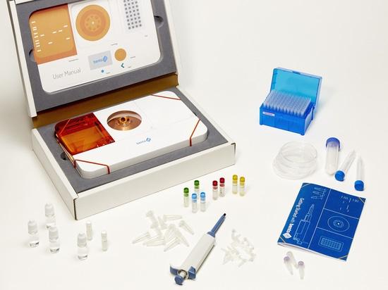 Bento Lab - el laboratorio de la DNA para todos - concluye a Beta Testing