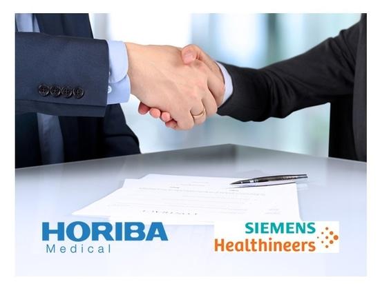 HORIBA médico y acuerdo de Siemens Healthineers