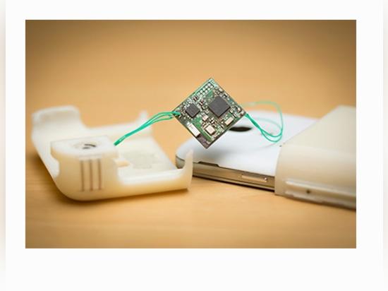 El nuevo caso de Smartphone ofrece la supervisión de la glucosa en sangre en camino