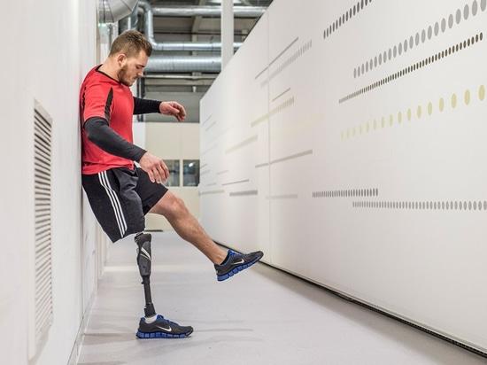 El miembro prostético elegante de Linx de Endolite gana el premio prestigioso del medtech