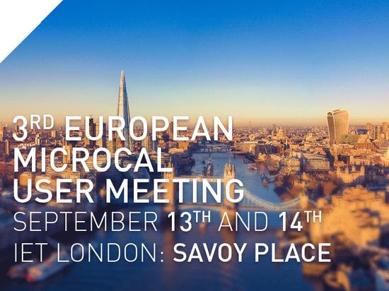 3ro reunión de MicroCal del europeo