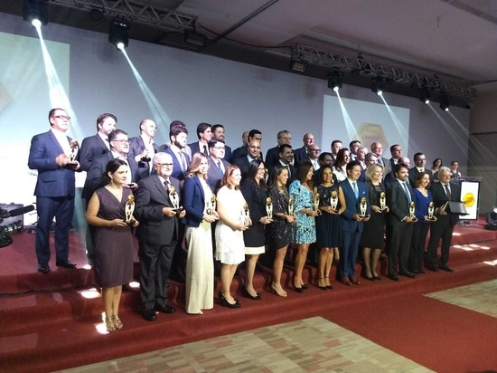 Olsen recibe en el SP a los 'líderes de la salud - 2018' premios