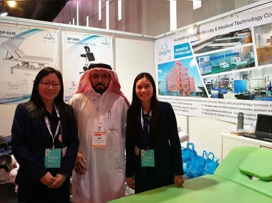 Revisemos el momento espléndido de exposición de Dubai en 2018