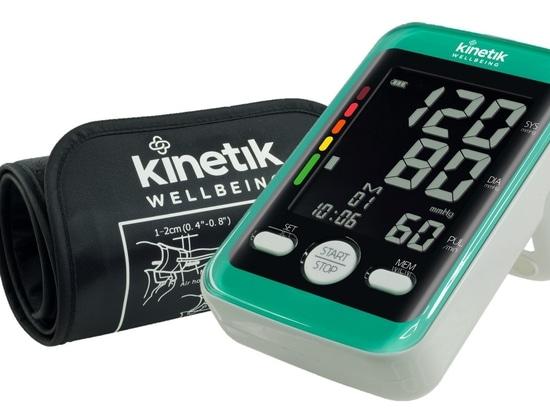 Monitor avanzado, cómodo para la presión arterial