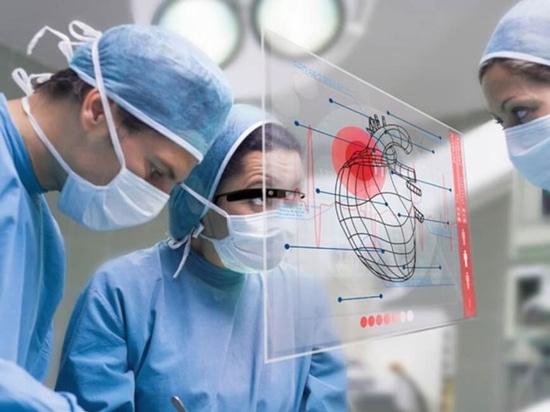 Las 9 compañías aumentadas superiores de la realidad en atención sanitaria