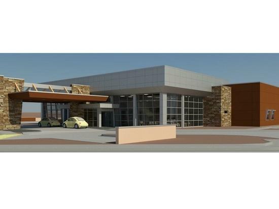 Nuevo hospital nombrado hospital de Carondelet Marana