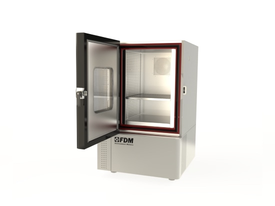 Cámara de atmósfera controlada (- 40… +180°C)