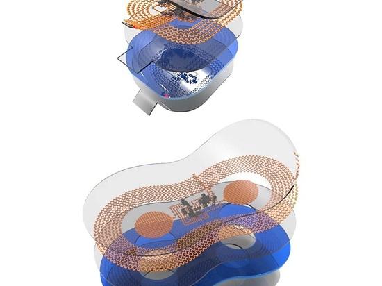 Sensores inalámbricos, flexibles del cuerpo para supervisar a bebés prematuros