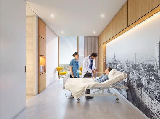 Haciendo hospitales más humanos