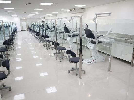 Olsen se convierte en referencia entre las escuelas de odontología