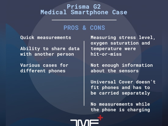 Un caso inteligente para su corazón - El Prizma G2 Review
