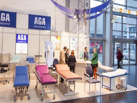 AGA @ Medica 2016