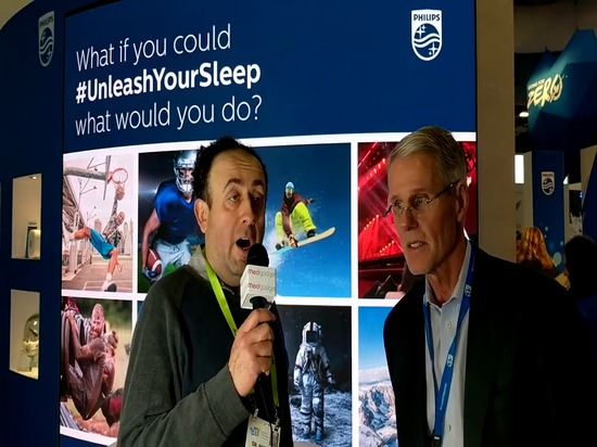 Philips Presents Its Sleep Technologies en CES 2019