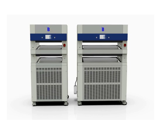 Congeladores rápidos de contacto
