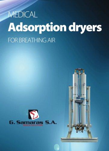 Adsorption dryers