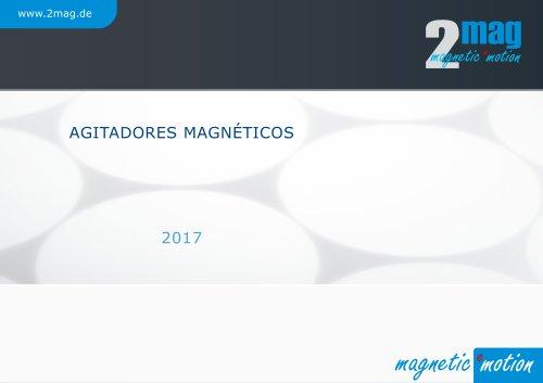 2mag Agitadores magneticos 2017