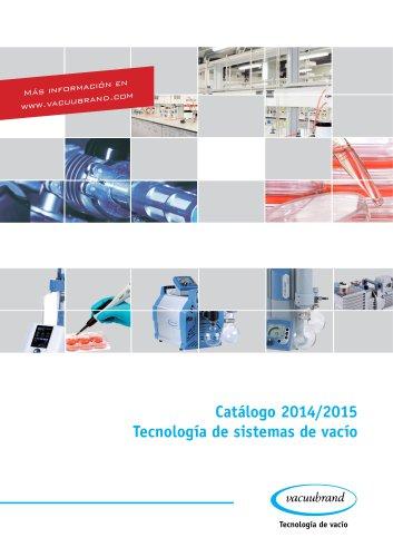 Catálogo 2014/2015