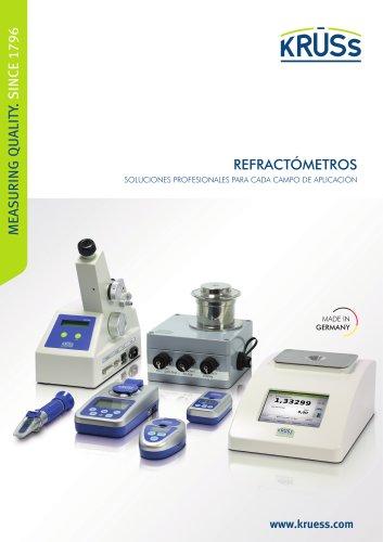 Refractometrós de A.KRÜSS Optronic