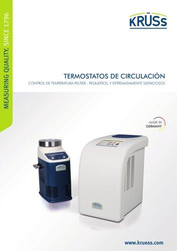 Termostatos de circualaciòn de A.KRÜSS Optronic