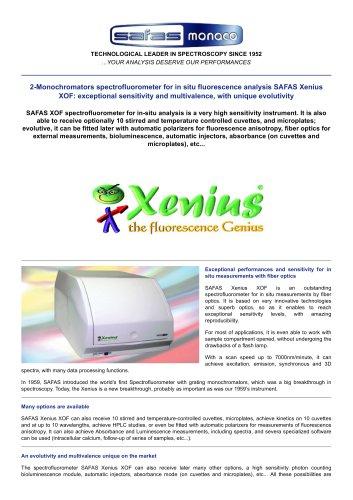 SAFAS Xenius XOF