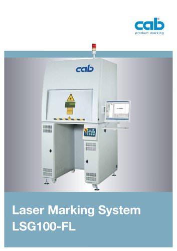 Laser Safety Housing LSG 100