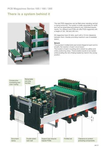 PCB Magazines Series 100 / 180 / 300