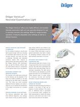 Dräger VarioLux® Neonatal Examination Light