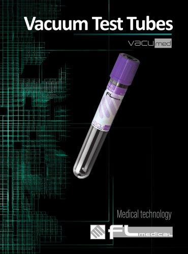 Vacuum Test Tubes