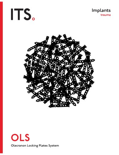 OHL - Olecranon Hook Locking Plate