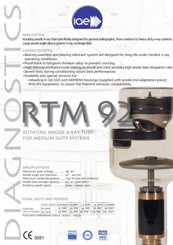 RTM 92