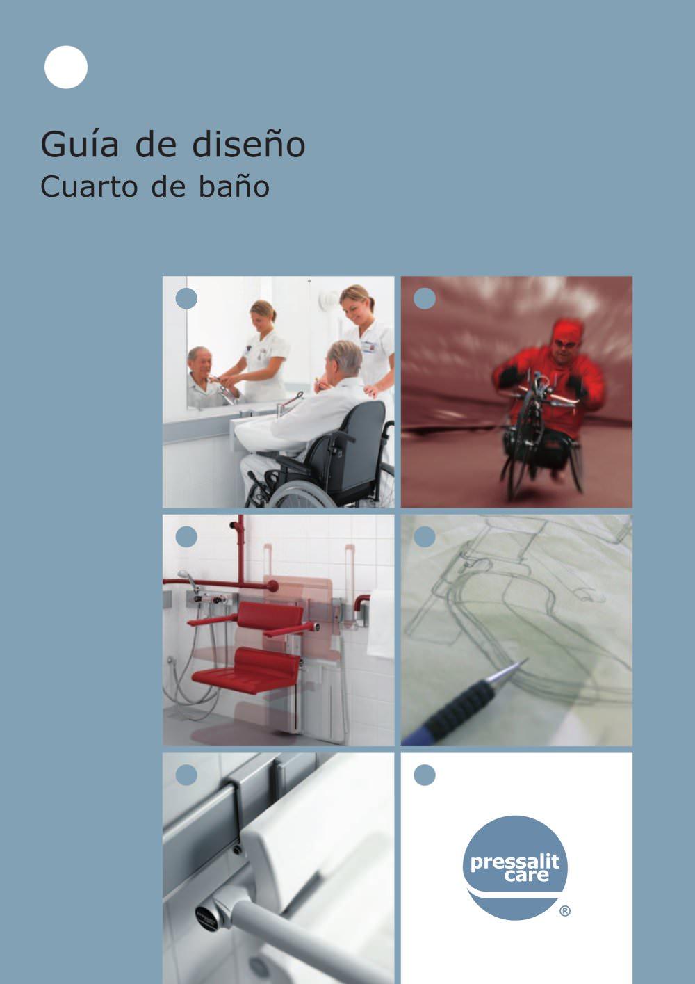 Guía de diseño - Cuarto de baño - Pressalit Care - Catálogo PDF ...