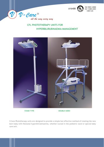 Double Sided Phototherapy DSP-100 CFL
