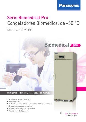 MDF-U731M Congeladores Biomedical de –30 °C