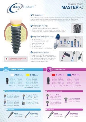 Implant Master-C
