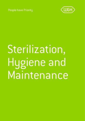 Sterilization, Hygiene and Maintenance