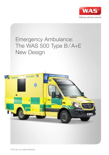 Type B / A+E New Design