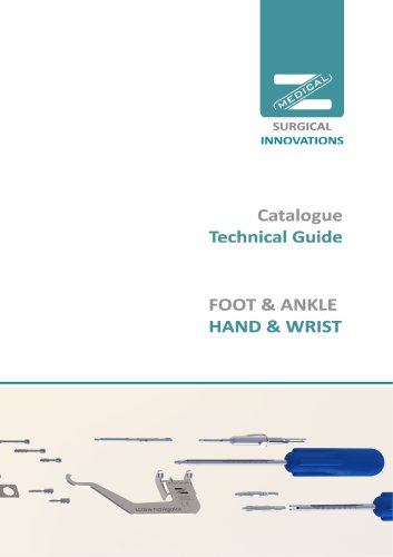 Catalouge Z-Medical Hand & Foot