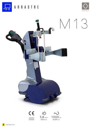 M13 remolcador eléctrico para camas de hospital