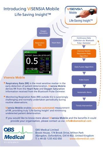 Visensia Mobile (VRES) Brochure
